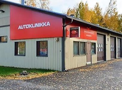 Joensuun Autokorjaamo